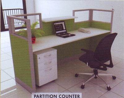 Partition Counter